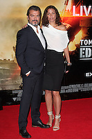 Dragomir Mrsic  arriving at the premiere of 'Edge Of Tomorrow', at the IMAX, London. 28/05/2014 Picture by: Alexandra Glen / Featureflash