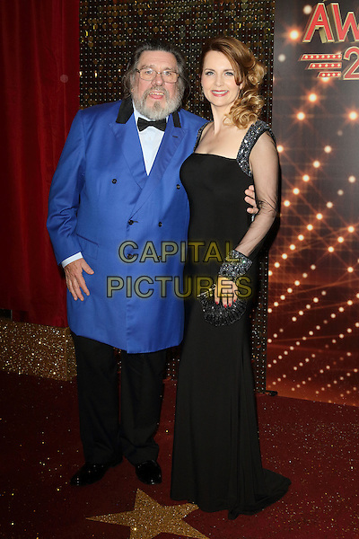 MANCHESTER, ENGLAND - MAY 16: Ricky Tomlinson attends the British Soap Awards 2015, The Palace Hotel, Oxford Street, on Saturday May 16, 2015 in Manchester, England, UK. <br /> CAP/ROS<br /> &copy;Steve Ross/Capital Pictures
