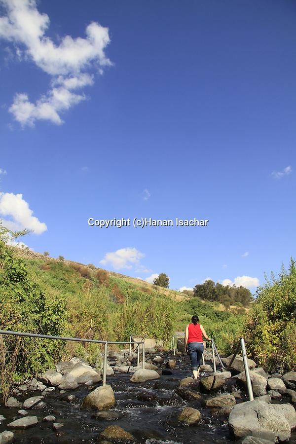Israel, Ein Tina in the Upper Galilee