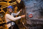 Skills Active Cymru<br /> Student Amelia Boucher from Porthcawl Comprehensive.<br /> Cardiff International Arena<br /> 23.10.14<br /> &copy;Steve Pope-FOTOWALES