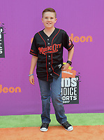 Jet Jurgensmeyer at Nickelodeon's Kids' Choice Sports 2017 at UCLA's Pauley Pavilion. Los Angeles, USA 13 July  2017<br /> Picture: Paul Smith/Featureflash/SilverHub 0208 004 5359 sales@silverhubmedia.com