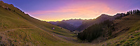 """View on the """"Vanil Blanc"""" from La Belle Chaux"""