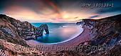 Tom Mackie, LANDSCAPES, LANDSCHAFTEN, PAISAJES, pano, photos,+Britain, British, Dorset, Durdle Door, England, Europe, Great Britain, UK, United Kingdom, bay, coast, coastal, coastline, co+astlines, dramatic outdoors, horizontal, horizontals, long exposure, panorama, panoramic, scenery, scenic, sea, seashore, sea+side, shoreline, sunrise, sunrises, sunset, sunsets, time of day, water, water's edge,Britain, British, Dorset, Durdle Door,+England, Europe, Great Britain, UK, United Kingdom, bay, coast, coastal, coastline, coastlines, dramatic outdoors, horizontal+,GBTM180138-1,#l#, EVERYDAY