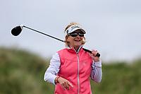 Vonny KElly (Powerscourt) during the 2nd round of the Irish Women's Open Stroke Play Championship, Enniscrone Golf Club, Enniscrone, Co. Sligo. Ireland. 16/06/2018.<br /> Picture: Golffile | Fran Caffrey<br /> <br /> <br /> All photo usage must carry mandatory  copyright credit (© Golffile | Fran Caffrey)