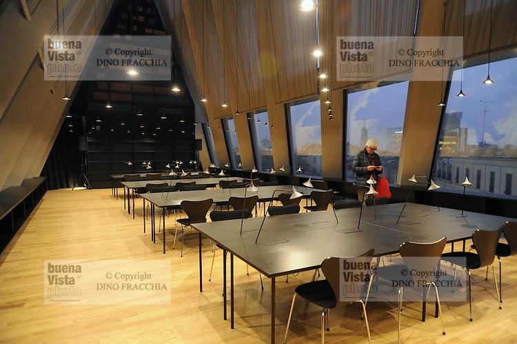 - Milano, la nuova sede della Fondazione Feltrinelli a Porta Volta<br /> <br /> - Milan, the new headquarters of the Feltrinelli Foundation in Porta Volta