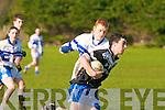Ardfert's Chris O'Mahony and Castleisland's Mark O'Connor.