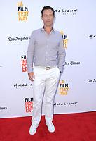 "17 June 2017 - Culver City, California - Jeffrey Donovan. LA Film Festival Premiere of ""Shot Caller"" held at ArcLight Culver City in Culver City. Photo Credit: Birdie Thompson/AdMedia"