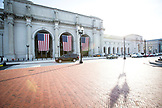 DISTRICT OF COLOMBIA, Washington, Union Station interior and exteriors of Washington DC