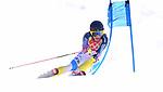 15/02/2018 - Womens giant slalom - Yongpyong alpine centre - Alpensia - Pyeongchang 2018 - Korea