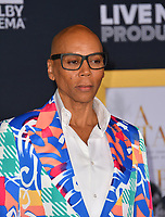LOS ANGELES, CA. September 24, 2018: RuPaul at the Los Angeles premiere for &quot;A Star Is Born&quot; at the Shrine Auditorium.<br /> Picture: Paul Smith/Featureflash