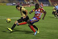 Deportivo Pasto V.S. Itagüi 11-04-2014