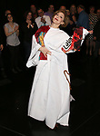 Joanna Glushak during the Actors' Equity Gypsy Robe honoring Joanna Glushak for 'War Paint' at the Nederlander Theatre on April 6, 2017 in New York City
