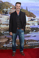 BEVERLY HILLS, CA - JULY 27: Dylan Neal at the Hallmark Channel and Hallmark Movies and Mysteries Summer 2016 TCA press tour event on July 27, 2016 in Beverly Hills, California. Credit: David Edwards/MediaPunch