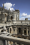 Convent of Christ - Cristo; Tomar; Portugal
