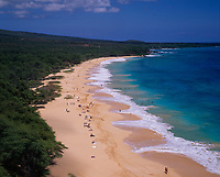 Makena Beach, Maui, Hawaii, USA.