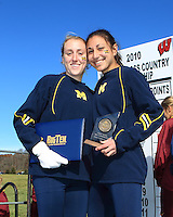 Sunday October 31, 2010, The University Of Michigan Women's Cross Country team compete at the 2010 Big Ten Cross Country Championship hosted by the University of Wisconsin @ the Zimmer Championship Cross Country Course.