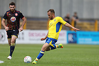 Scott Shulton of St Albans during St Albans City vs Stevenage, Friendly Match Football at Clarence Park on 13th July 2019