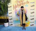"""Nadine Velazquez attending the Broadway Opening Night Performance of  """"Escape To Margaritaville"""" at The Marquis Theatre on March 15, 2018 in New York City."""