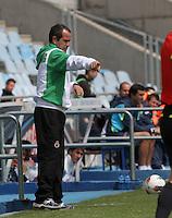 alvaro cervera(entrenador racing)