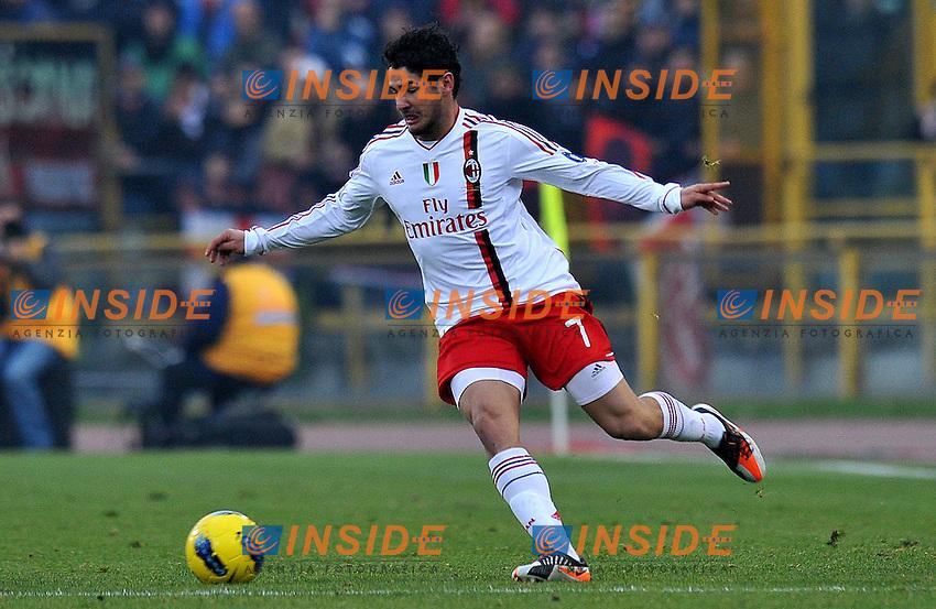 "PATO (Milan).Bologna 11/12/2011 Stadio ""Renato Dall Ara"".Serie A 2011/2012.Football Calcio Bologna Vs Milan.Foto Insidefoto Alessandro Sabattini."