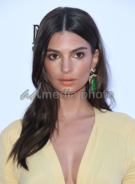 08 April 2018 - Beverly Hills, California - Emily Ratajkowski<br /> . The Daily Front Row's 4th Annual Fashion Los Angeles Awards held at The Beverly Hills Hotel. Photo Credit: Birdie Thompson/AdMedia
