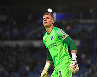 Craig MacGillivray of Portsmouth during Portsmouth vs Birmingham City, Caraboa Cup Football at Fratton Park on 6th August 2019