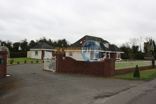 The home of Meath GAA Star Graham Geraghty..Picture: Fran Caffrey / www.newsfile.ie.