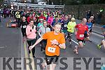 Start line of Killarney Good Friday 5 miles Run last Friday.