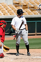Josh Phegley - Chicago White Sox 2009 Instructional League.Photo by:  Bill Mitchell/Four Seam Images..