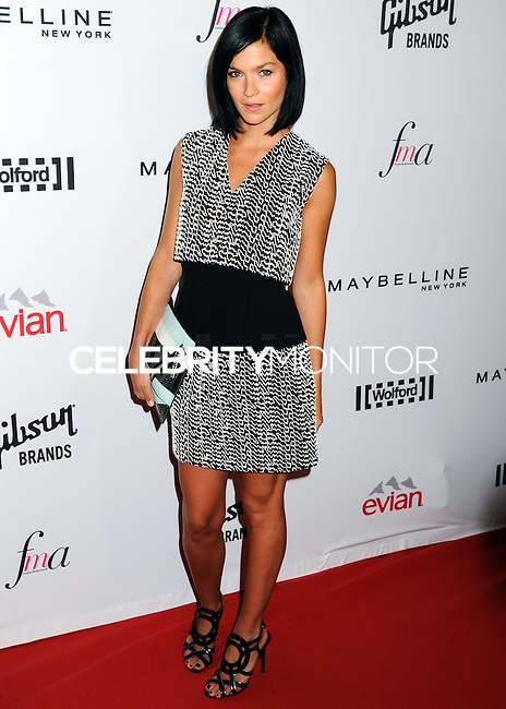 NEW YORK CITY, NY, USA - SEPTEMBER 05: Leigh Lezark arrives at the 2nd Annual Fashion Media Awards held at the Park Hyatt on September 5, 2014 in New York City, New York, United States. (Photo by Celebrity Monitor)