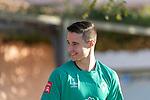 09.01.2020, Sportzentrum RCD Mallorca, Son Bibiloni, ESP, TL Werder Bremen -  Training Tag 07<br /> <br /> im Bild / picture shows <br /> <br /> Marco Friedl (Werder Bremen #32)<br /> Einzelaktion, Halbkörper / Halbkoerper,<br /> <br /> Foto © nordphoto / Kokenge