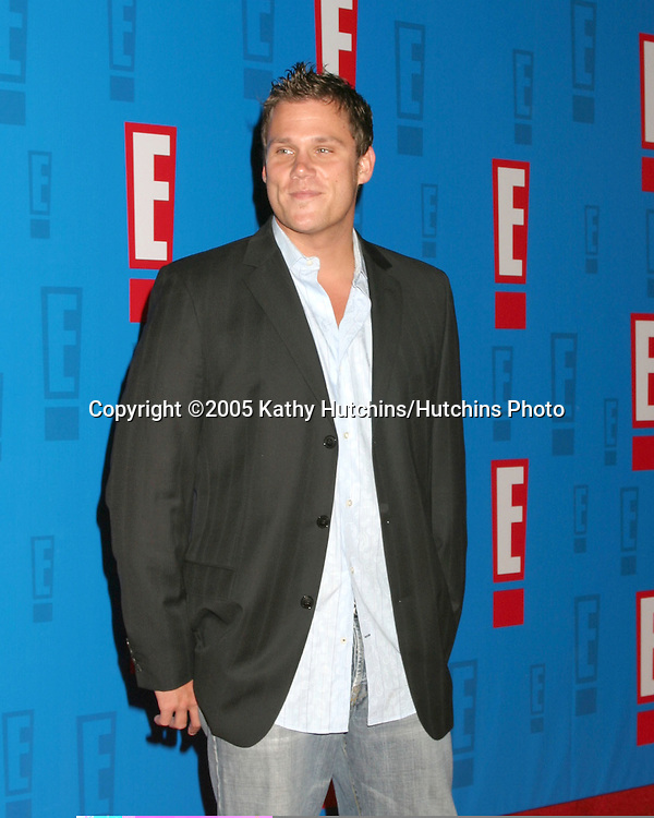 Bob Guiney.E! Entertainment Party.Roosevelt Hotel.Los Angeles, CA.August  2, 2005.©2005 Kathy Hutchins/Hutchins Photo..