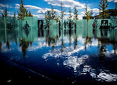 American-Veterans-Disbled-for-Life-Memorial in Washington, DC. <br /> <br /> PHOTOS/John Nelson