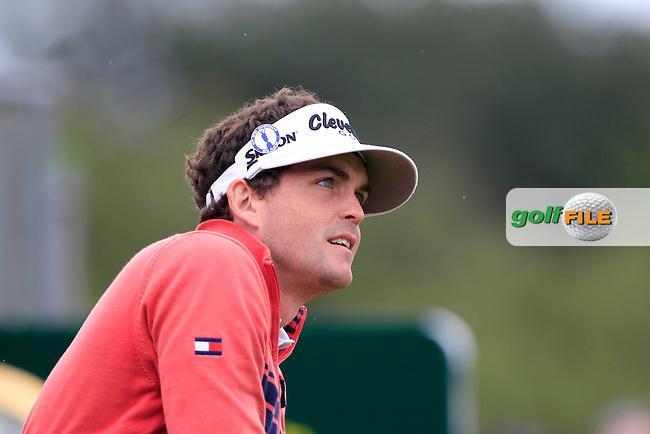 Keegan Bradley (USA) tees off the 12th tee during Friday's Round 2 of the 141st Open Championship at Royal Lytham & St.Annes, England 20th July 2012 (Photo Eoin Clarke/www.golffile.ie)