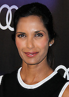WEST HOLLYWOOD, CA, USA - AUGUST 21: Padma Lakshmi at the Audi Emmy Week Celebration 2014 held at Cecconi's Restaurant on August 21, 2014 in West Hollywood, California, United States. (Photo by Xavier Collin/Celebrity Monitor)