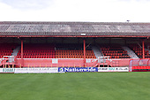 23/06/2000 Blackpool FC Bloomfield Road Ground..west stand, south - centre section.....© Phill Heywood.