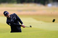 Paul Waring (ENG) on the 14th during Round 1 of the Aberdeen Standard Investments Scottish Open 2019 at The Renaissance Club, North Berwick, Scotland on Thursday 11th July 2019.<br /> Picture:  Thos Caffrey / Golffile<br /> <br /> All photos usage must carry mandatory copyright credit (© Golffile | Thos Caffrey)