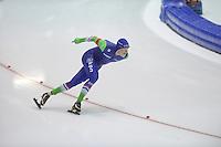 SCHAATSEN: HEERENVEEN: 14-12-2014, IJsstadion Thialf, ISU World Cup Speedskating, Sven Kramer, ©foto Martin de Jong