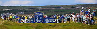 Soren Kjeldsen (DEN) on the 2nd tee during the Pro-Am of the Irish Open at LaHinch Golf Club, LaHinch, Co. Clare on Wednesday 3rd July 2019.<br /> Picture:  Thos Caffrey / Golffile<br /> <br /> All photos usage must carry mandatory copyright credit (© Golffile | Thos Caffrey)