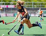 AMSTELVEEN  -  Maria Verschoor (A'dam) .  Hoofdklasse hockey dames ,competitie, dames, Amsterdam-Groningen (9-0) .     COPYRIGHT KOEN SUYK