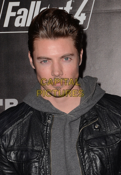 05 November - Los Angeles, Ca - Josh Henderson. Arrivals for the official launch party of the video game &quot;Fallout 4&quot; held at a private location in Downtown LA.  <br /> CAP/ADM/BT<br /> &copy;BT/ADM/Capital Pictures