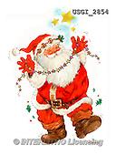 GIORDANO, CHRISTMAS SANTA, SNOWMAN, WEIHNACHTSMÄNNER, SCHNEEMÄNNER, PAPÁ NOEL, MUÑECOS DE NIEVE, paintings+++++,USGI2854,#X# ,#161#