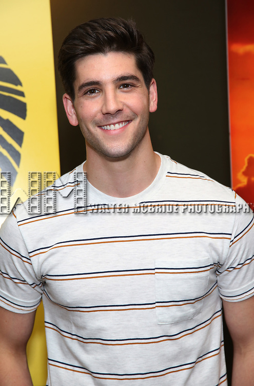 """Adam Kaplan attends the Broadway screening of the Motion Picture Release of """"The Lion King"""" at AMC Empire 25 on July 15, 2019 in New York City."""