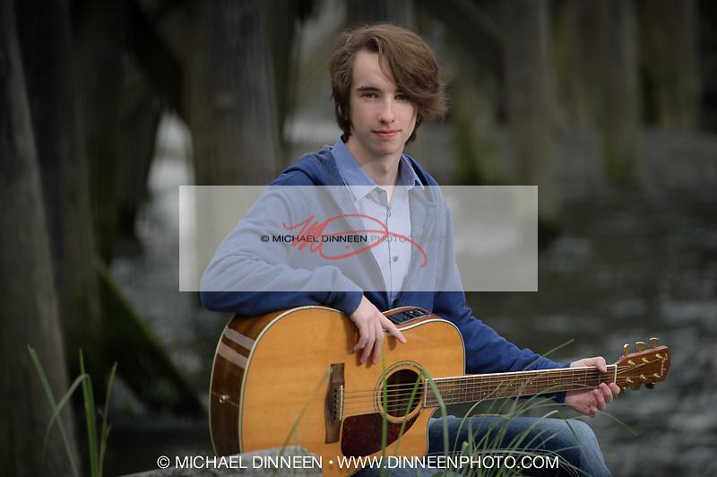 Cillian McDonagh Sr. Portrait.