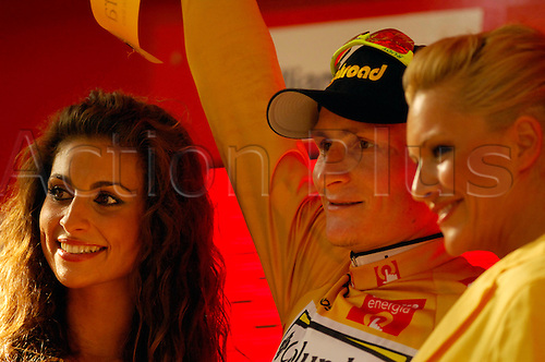 4th September 2009, Vuelta a Espana, Stage 6, Spain. Xativa Xativa - Xativa, Columbia - High Road, Greipel Andr. Photo: Stefano Sirotti/Actionplus.