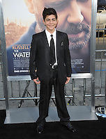 Dylan Geordiades at the Los Angeles premiere of his movie &quot;The Water Diviner&quot; at the TCL Chinese Theatre, Hollywood.<br /> April 16, 2015  Los Angeles, CA<br /> Picture: Paul Smith / Featureflash