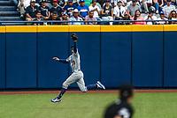 Tim Locastro..<br /> Acciones del partido de beisbol, Dodgers de Los Angeles contra Padres de San Diego, tercer juego de la Serie en Mexico de las Ligas Mayores del Beisbol, realizado en el estadio de los Sultanes de Monterrey, Mexico el domingo 6 de Mayo 2018.<br /> (Photo: Luis Gutierrez)
