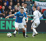 Fraser Aird and Kevin Moon