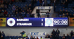 Rangers lose their winning streak as Stranraer hold the Ibrox side to a draw at home
