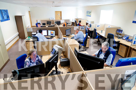 Software department at Dairymaster
